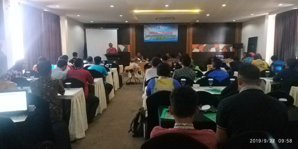 Bentuk Citra Positif Pembangunan Daerah, Dinas KOMINFO Gelar Sosialisasi PPID